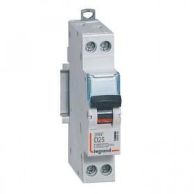 LEGRAND Disjoncteur DNX3 1P+NG D25 4500A/6KA LEGRAND 406804 406804