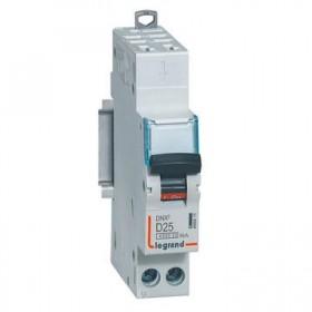 LEGRAND Disjoncteur DNX3 1P+NG D25 4500A/6KA automatique LEGRAND 406811 406811
