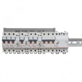 LEGRAND Disjoncteur DX3 3 pôles Courbes C 16 6000A/10KA LEGRAND 407829 407829