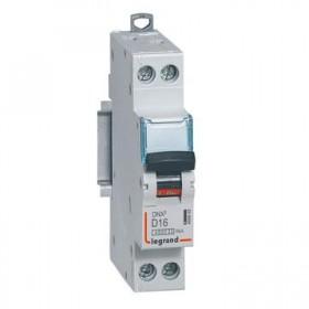 LEGRAND Disjoncteur DNX3 1P+NG D16 4500A/6KA LEGRAND 406802 406802