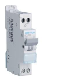 HAGER Disjoncteur Phase / Neutre 3kA C32A SanVis 1 Module MFS732