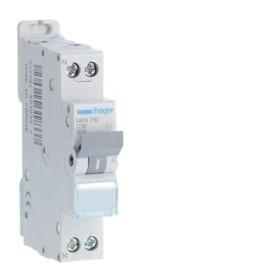 HAGER Disjoncteur Phase / Neutre 3kA C10A 1 Module MFN710