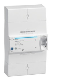 HAGER Disjoncteur Differentiel abonné 4P 30/60A 500mA instantané HDA460