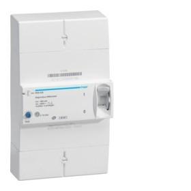 HAGER Disjoncteur Differentiel abonné 4P 10/30A 500mA instantané HDA430