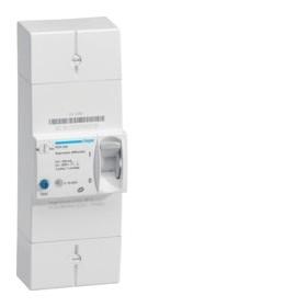 HAGER Disjoncteur Differentiel abonné 2 Pôles 15/45A 500mA instantané HDA245