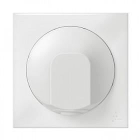 LEGRAND Sortie de cable ip44 blanc dooxie legrand 600324 600324