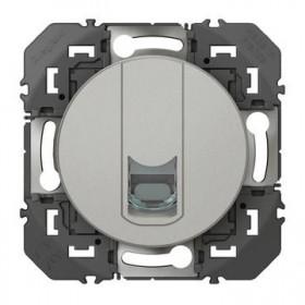 LEGRAND Prise rj45 catégorie 6 ftp aluminiun dooxie legrand 600476 600476