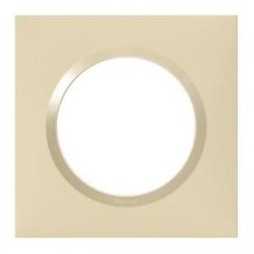 LEGRAND Plaque 1 poste dune dooxie legrand 600811 600811