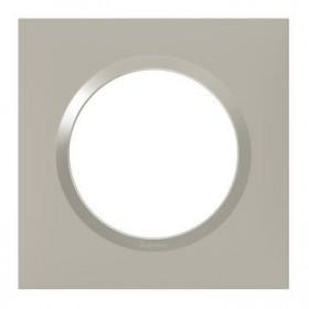 LEGRAND Plaque 1 poste plumineuxe dooxie legrand 600821 600821