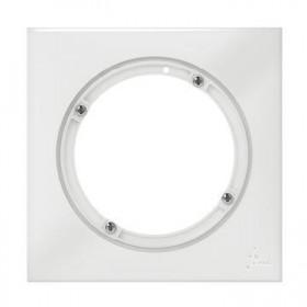 LEGRAND Plaque 1 poste ip44 blanc dooxie legrand 600943 600943