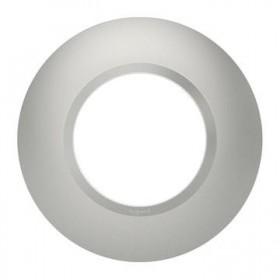 LEGRAND Plaque 1 poste deco aluminiunminium dooxie legrand 600975 600975