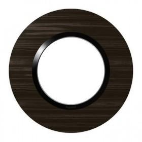 LEGRAND Plaque 1 poste deco style bois dooxie legrand 600979 600979