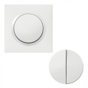 LEGRAND Transformeur simple blanc dooxie legrand 600731 600731