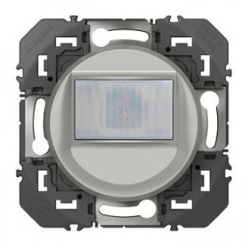 LEGRAND Ecodetecteur 2fils aluminiun dooxie legrand 600164 600164