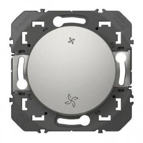 LEGRAND Interrupteur vmc aluminiun dooxie legrand 600107 600107