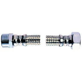 ALTECH Flexible sanitaire mâle femelle 15 x 21 Diamètre 8 Longueur 500 mm ALTECH 206516