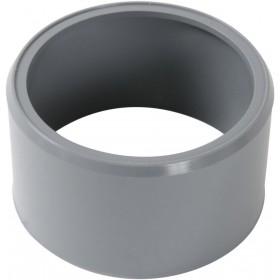 NICOLL Tampon de réduction MF simple PVC gris - diamètre 110/75 mm NICOLL V7