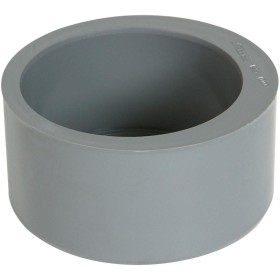 NICOLL Tampon de réduction MF simple PVC gris - diamètre 125/110 mm NICOLL X11