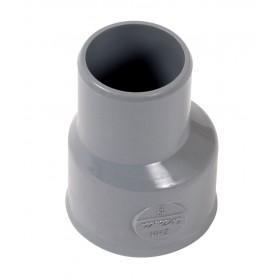 NICOLL Manchette de réparation mâle-femelle - ZHH - PVC gris - diamètre 40/33,5 mm NICOLL ZHH