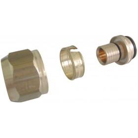 OVENTROP Raccord de serrage brut diamètre 20x2,5mm 1507980 1507980