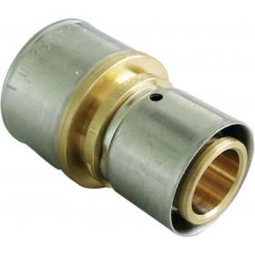 OVENTROP Accouplement de réduction à sertir 40-32mm 1512664 1512664