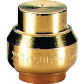 COMAP Bouchon T300 instantané TECTITE femelle D20 pour tube cuivre, PER ou PB réf T30114 T30120